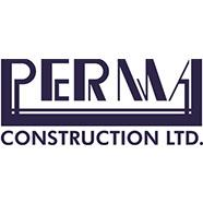 Perma Construction Ltd. Logo